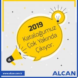 2019 Yılı Kataloğumuz Çok Yakında Yayında!