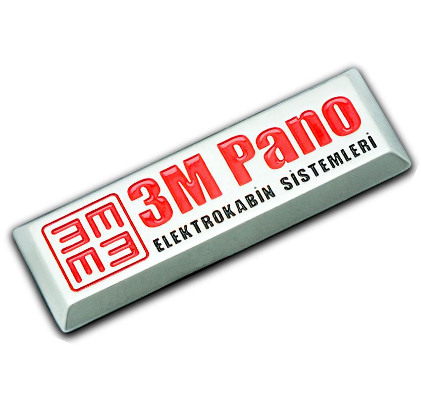 3M Pano Döküm Etiket