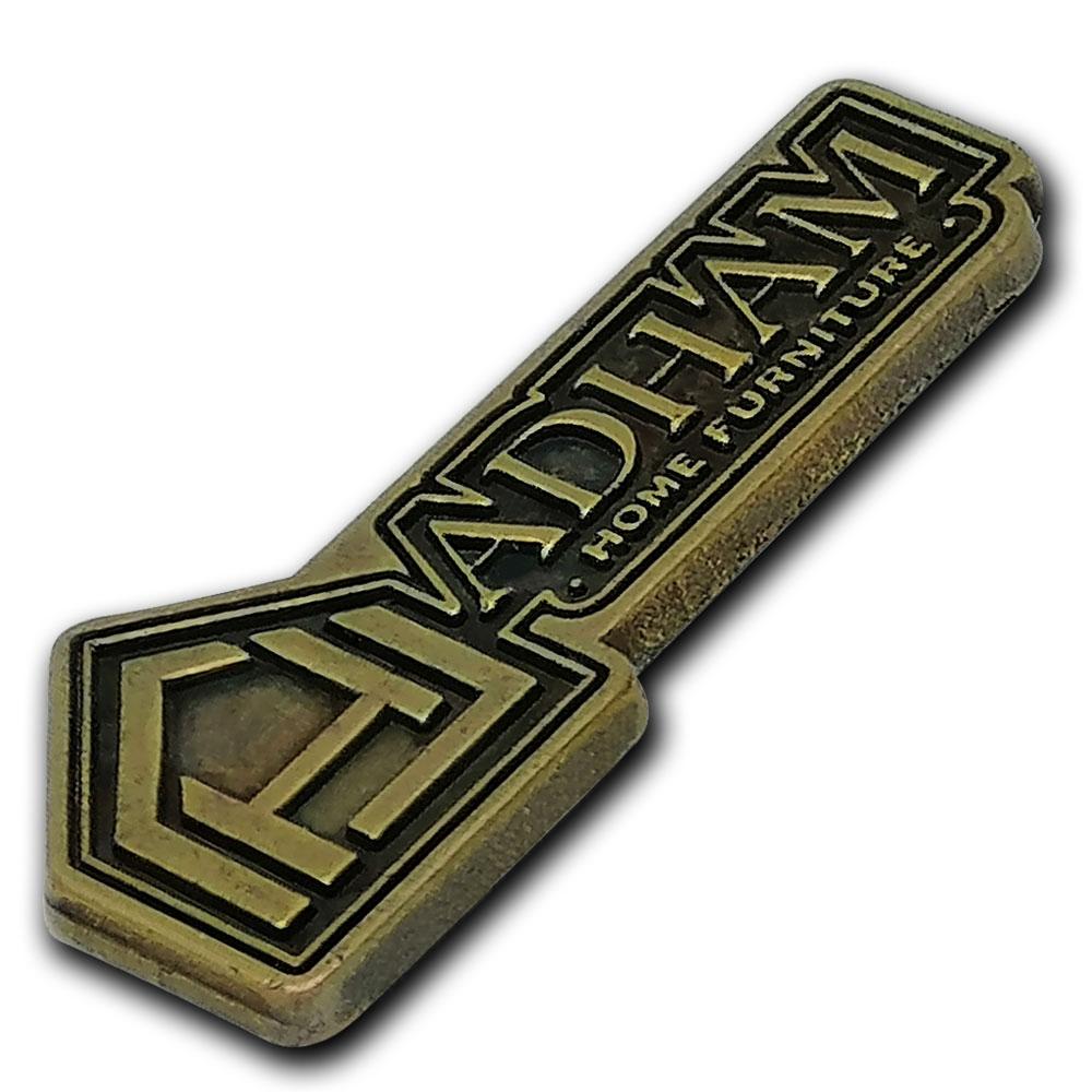 Adham Döküm Mobilya Etiketi