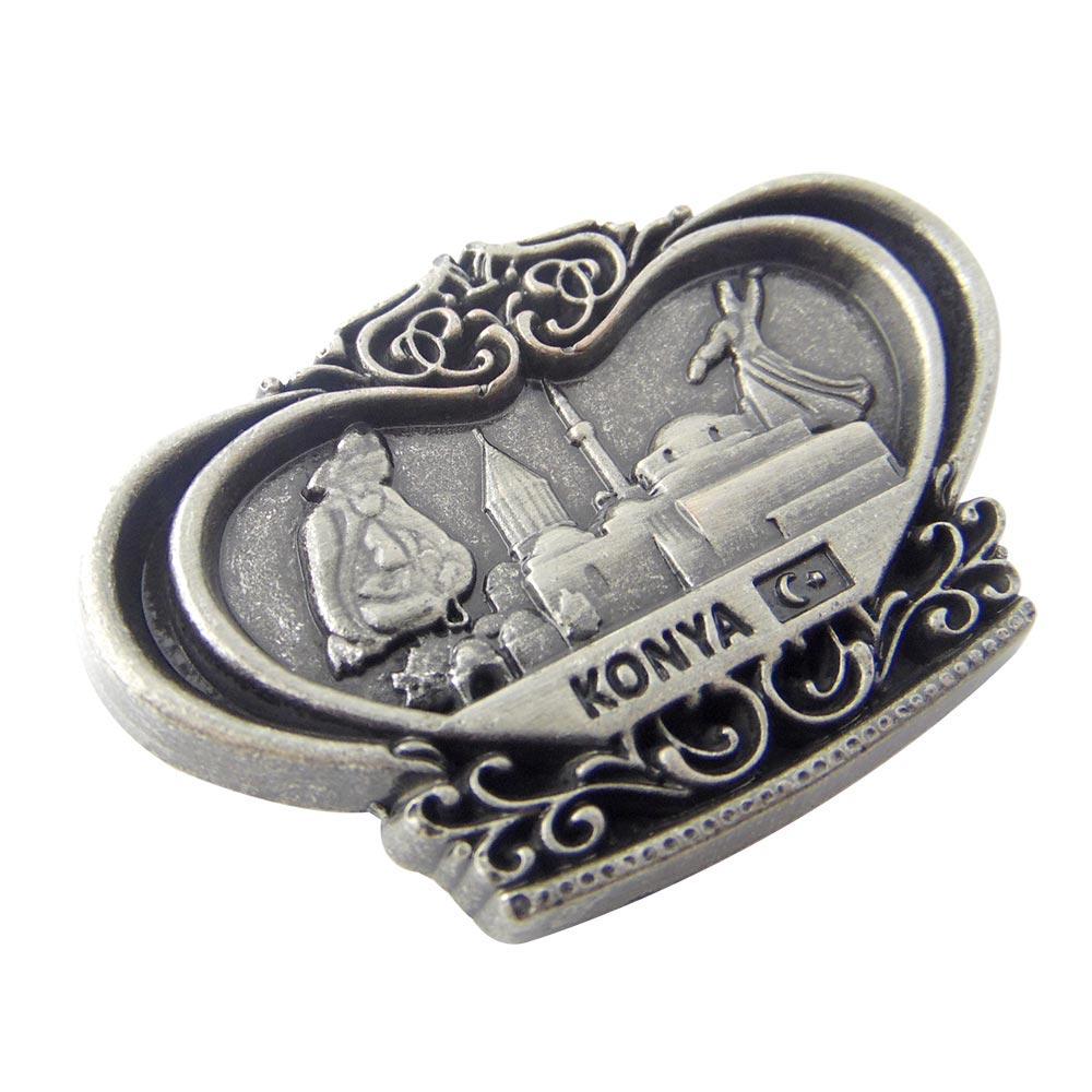 Metal Konya Magnet