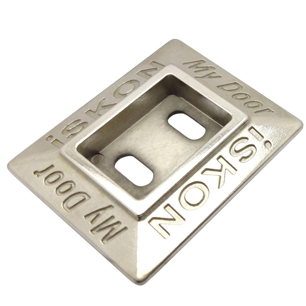 Çelik Kapı Logoya Özel Döküm Damak Karşılığı