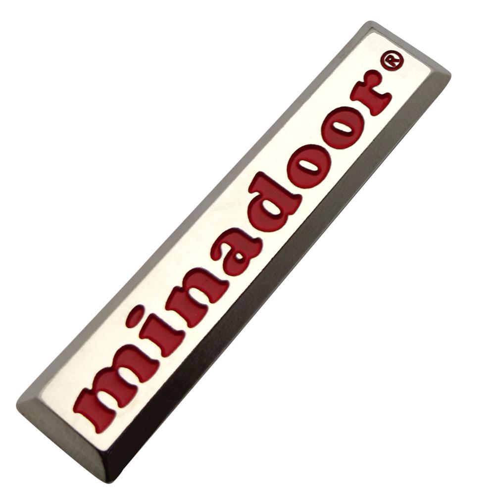 Minadoor Çelik Kapı Döküm Etiket