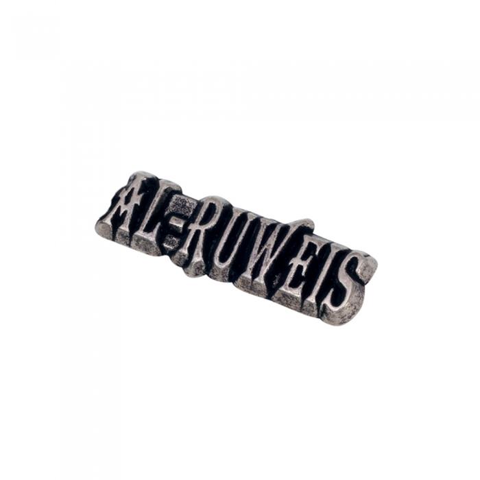 al ruweis 3d metal etiket
