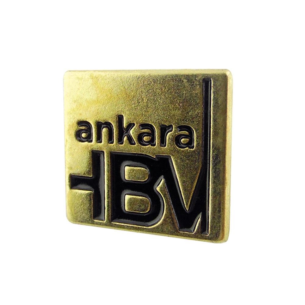 Ankara-Hbv-Metal-Rozet