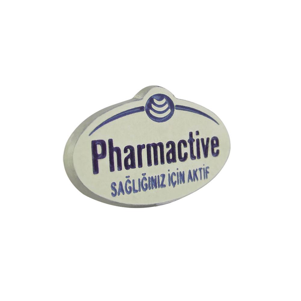 Pharmactive Metal Rozet