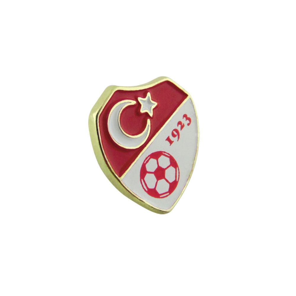 türkiye futbol federasyonu özel üretim rozet