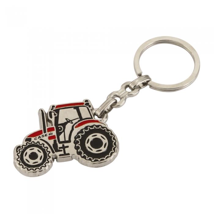 case traktör 3d anahtarlık
