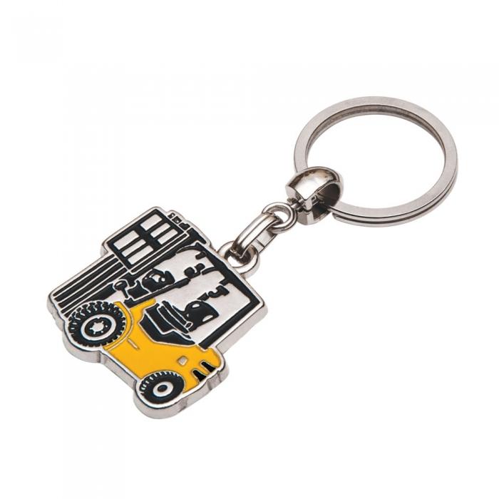 Forklift 3d anahtarlık