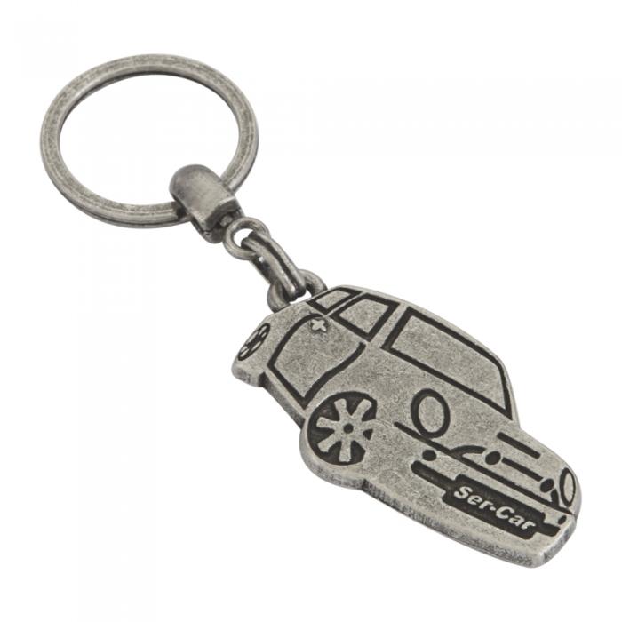 SerCar 3d anahtarlık