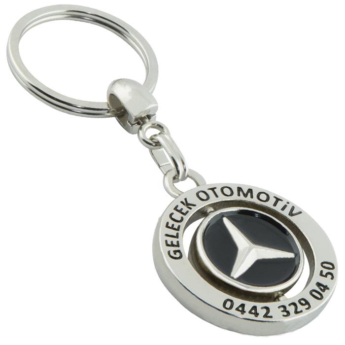 Gelecek Otomotiv Mercedes Dönerli Anahtarlık