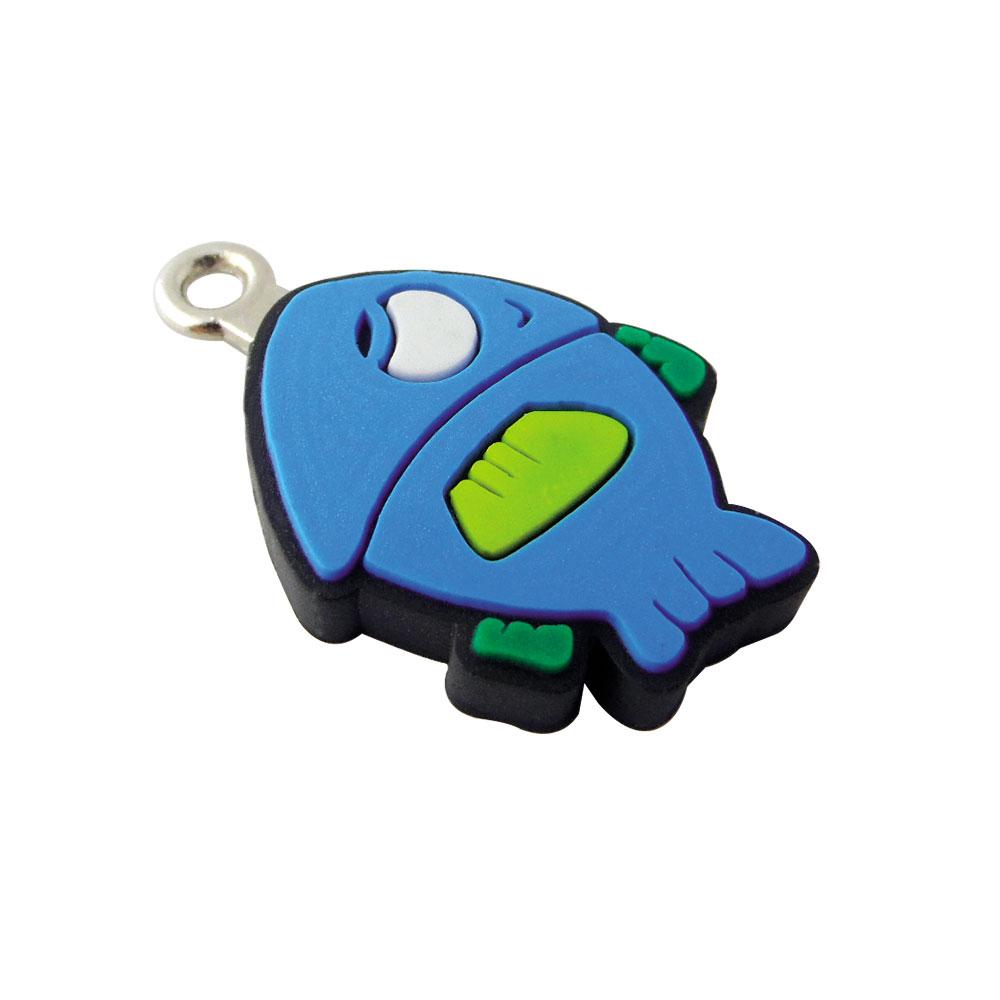 karakter balık elcek pvc kauçuk