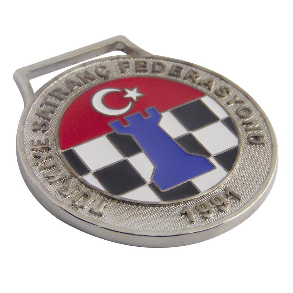 Türkiye Satranç Federasyonu Madalyon