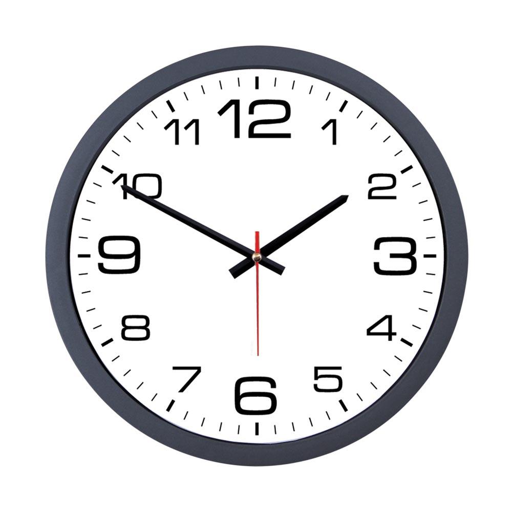 1025 - F Wall Clock