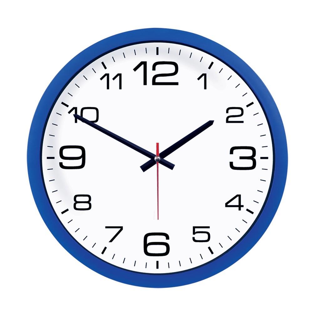 1025 - L Wall Clock