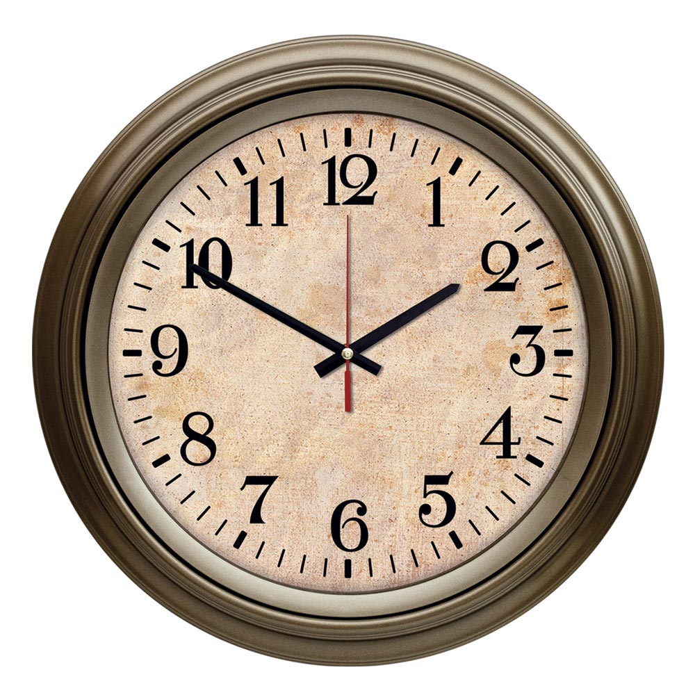 1110  BRE Wall Clock