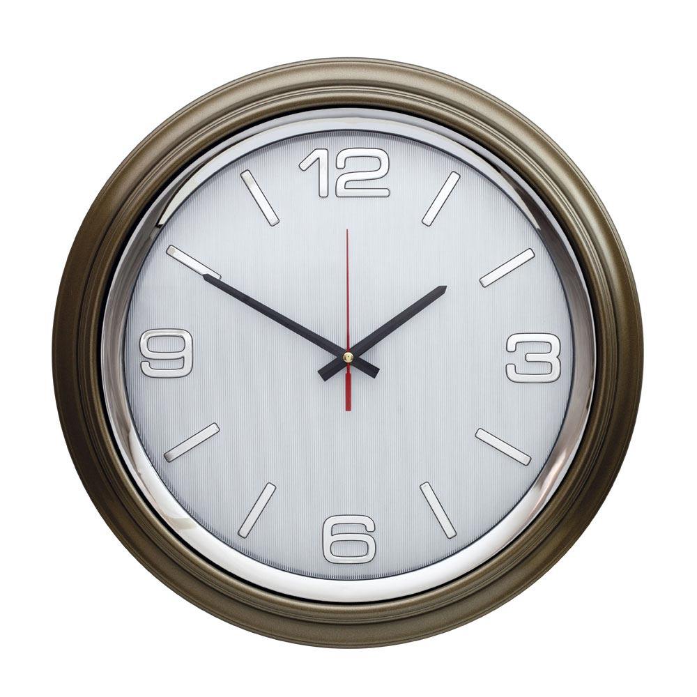 1110 BRZ Wall Clock