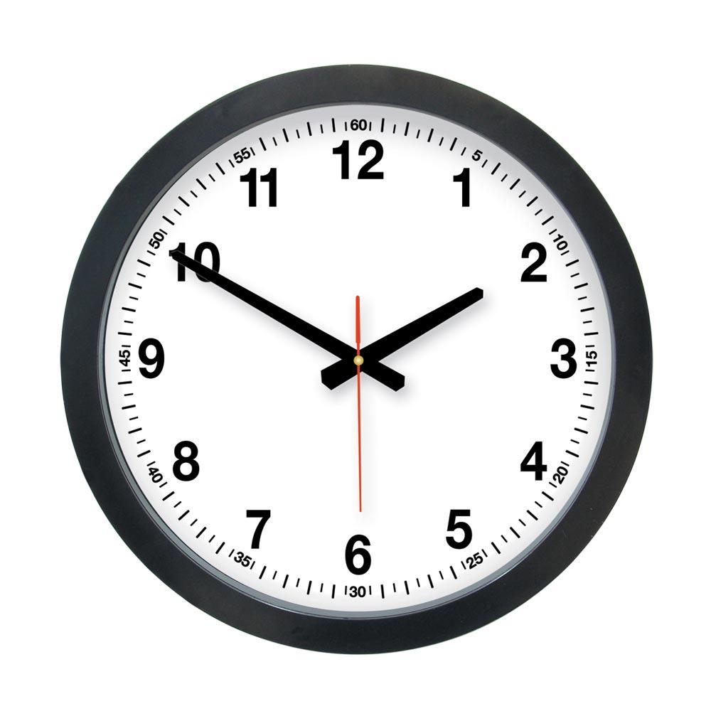 1130 - F Wall Clock