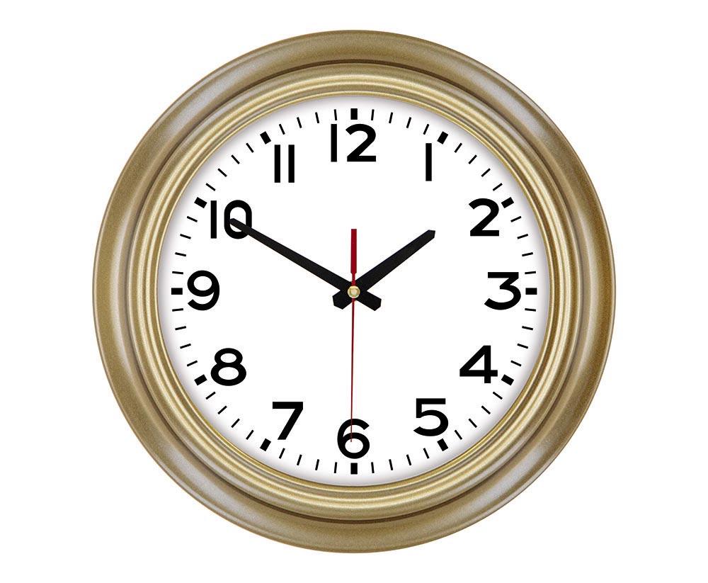 1131 A Wall Clock