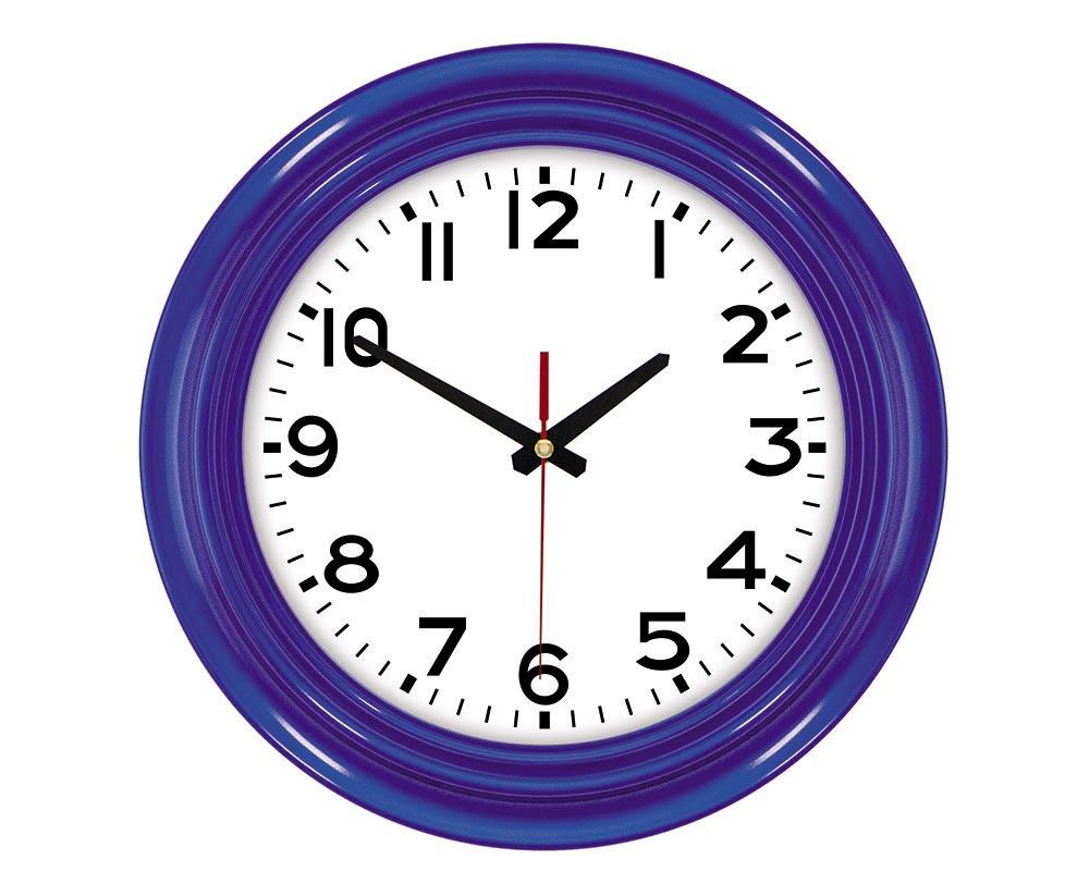 1131 L Wall Clock