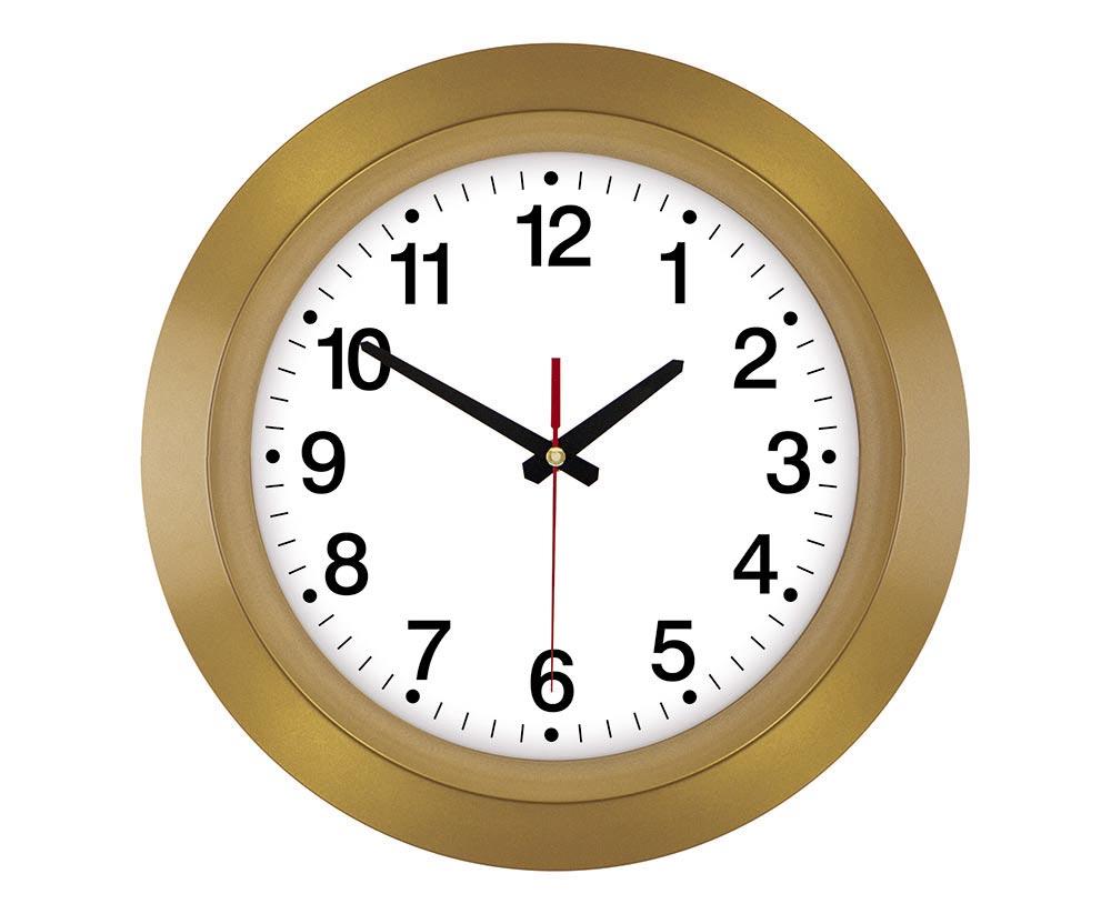 1132 A Wall Clock