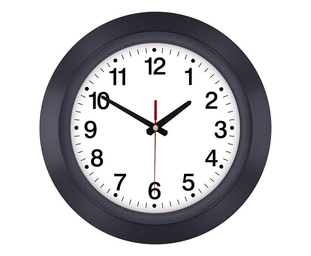 1132 F Wall Clock