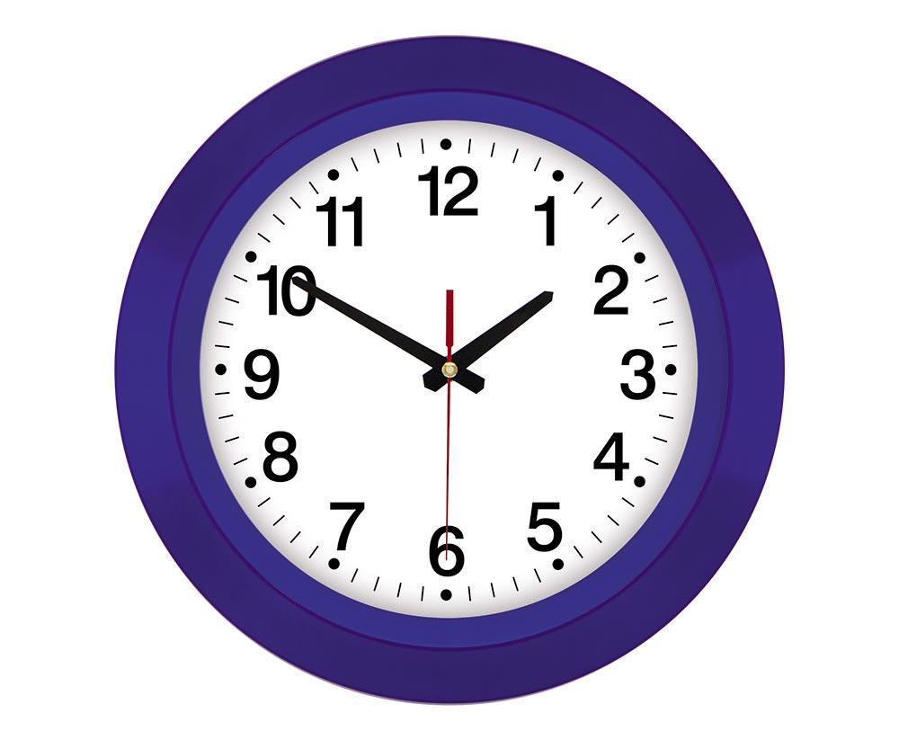 1132 L Wall Clock