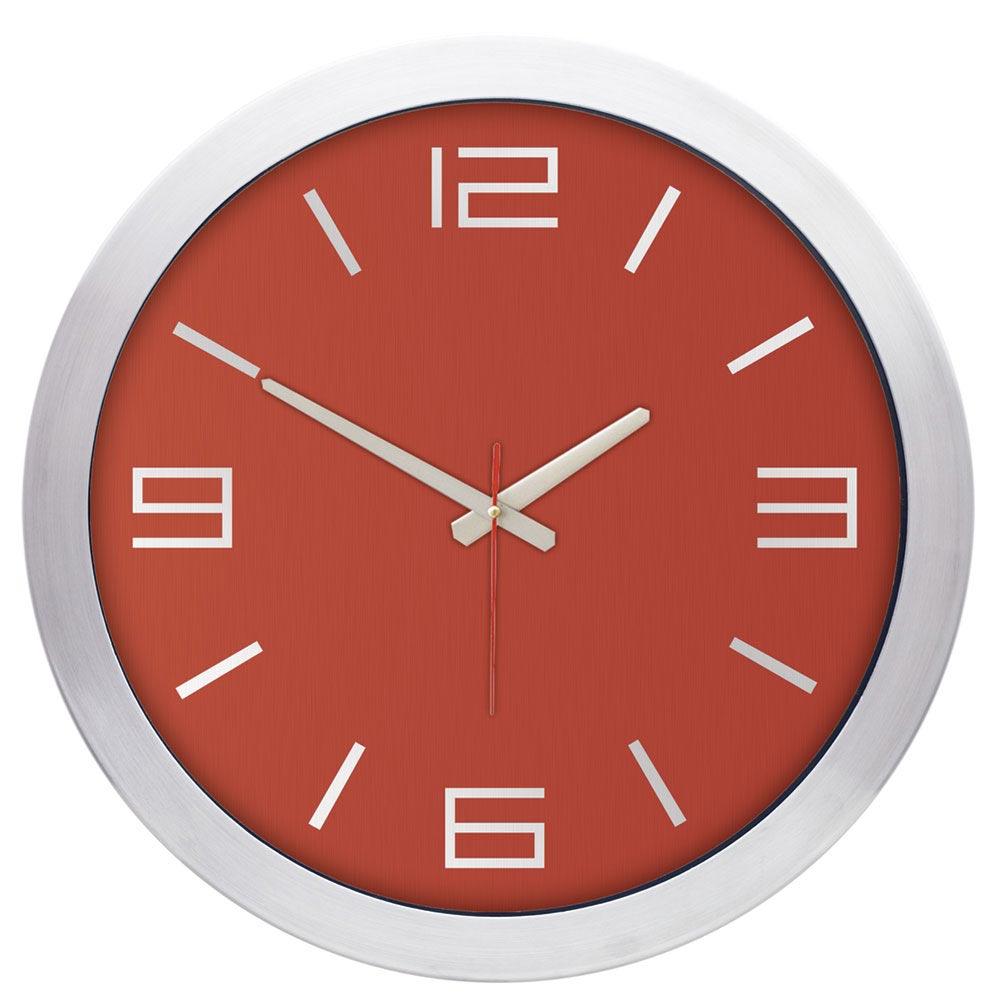 1167 K 30 cm Aluminum Wall Clock