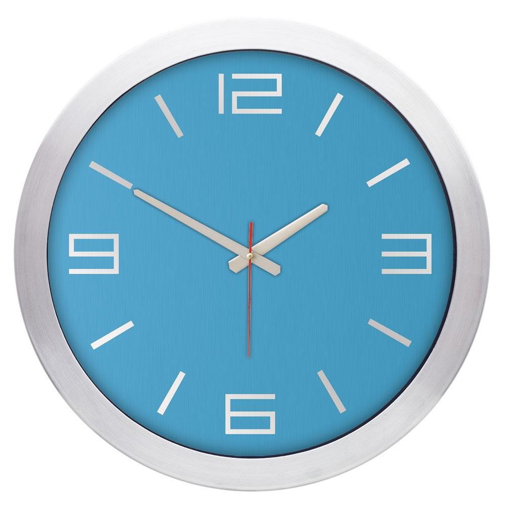 1167 M 30 cm Aluminum Wall Clock
