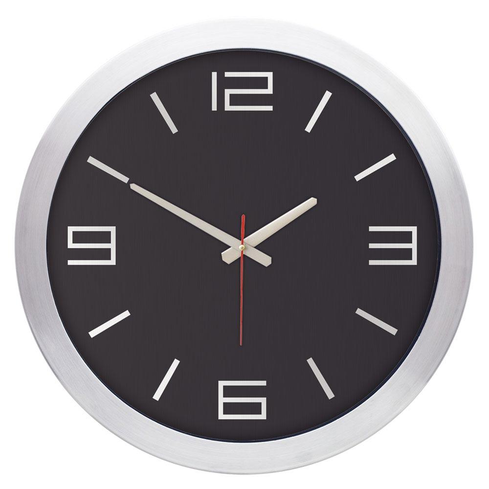 1167 S 30 cm Aluminum Wall Clock