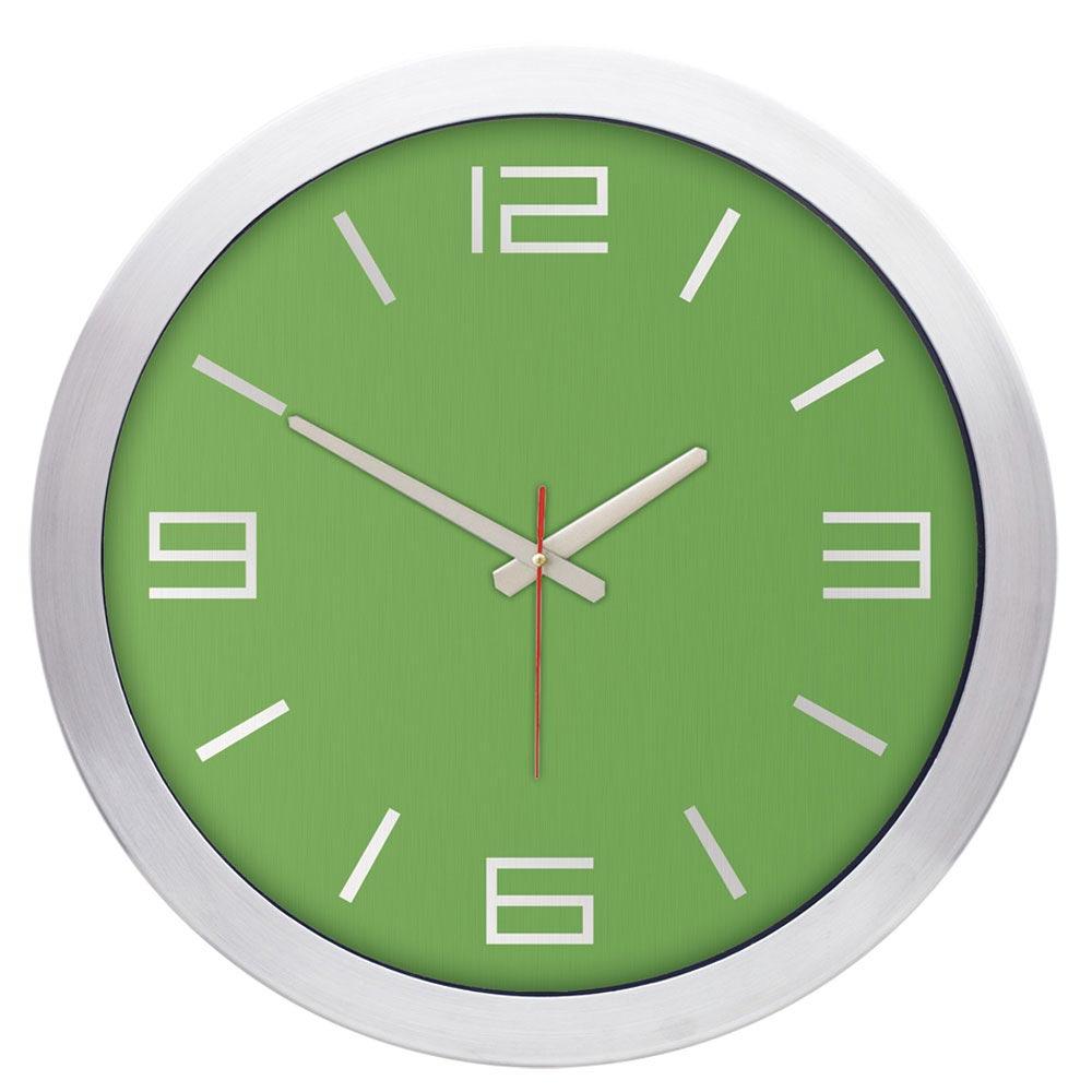 1167 Y 30 cm Aluminum Wall Clock