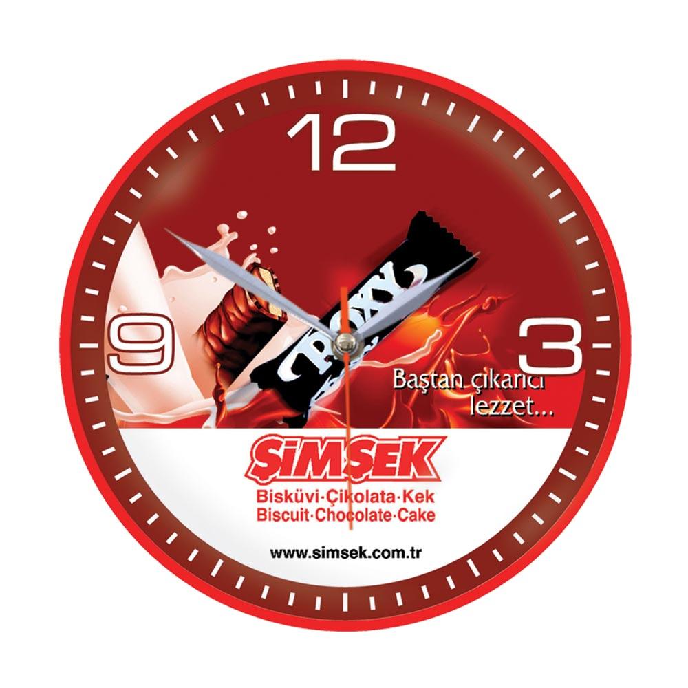 1301 - K Fridge Magnet Clocks