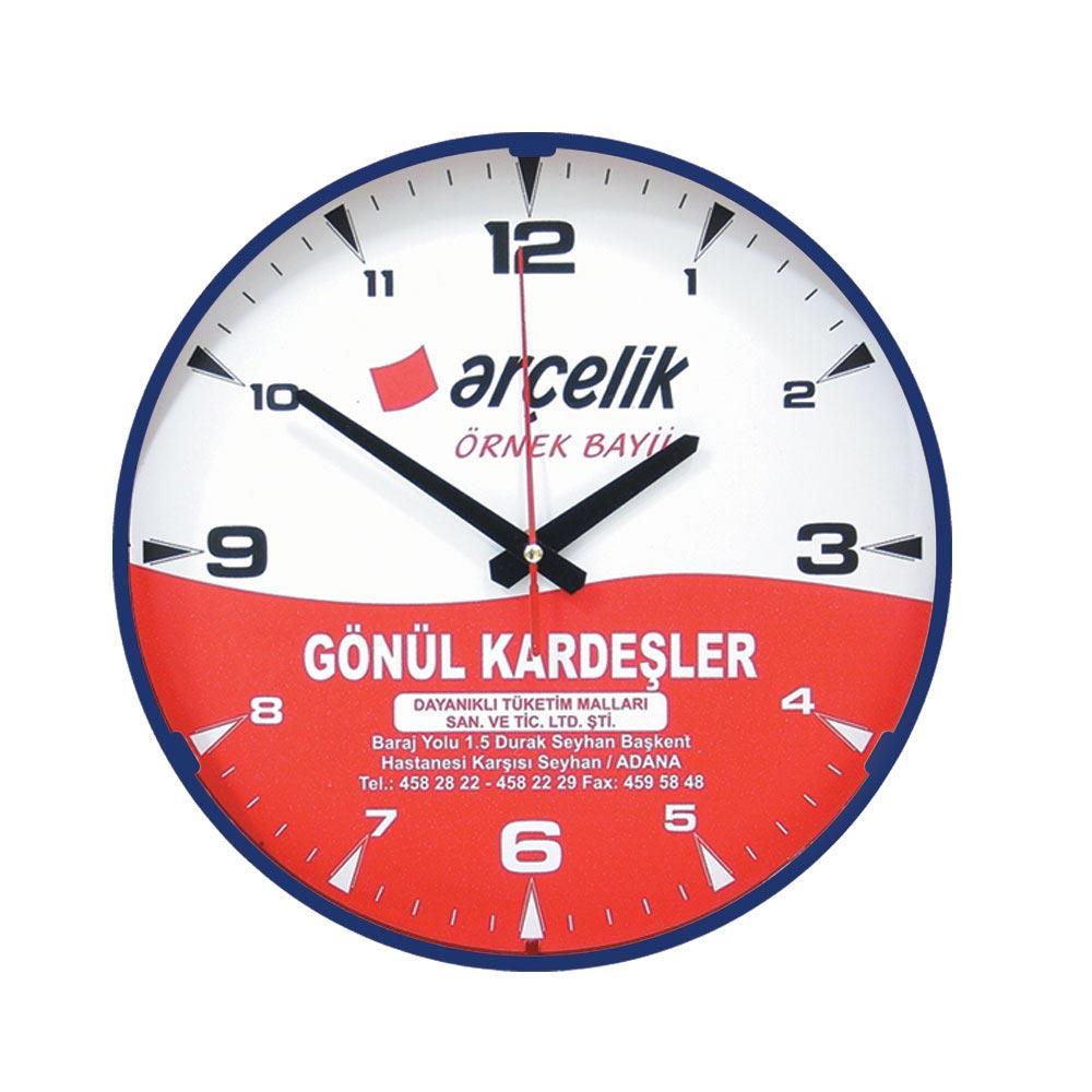 1301 - L Fridge Magnet Clocks