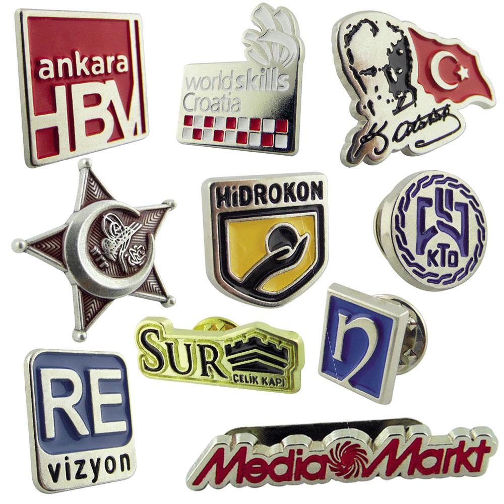 Custom Desing Badges