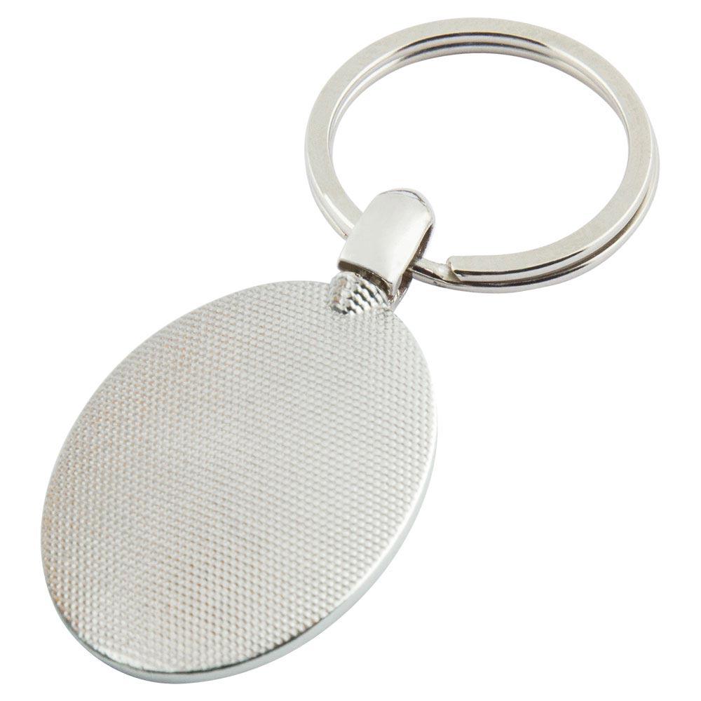 7131 M Metal Keychain