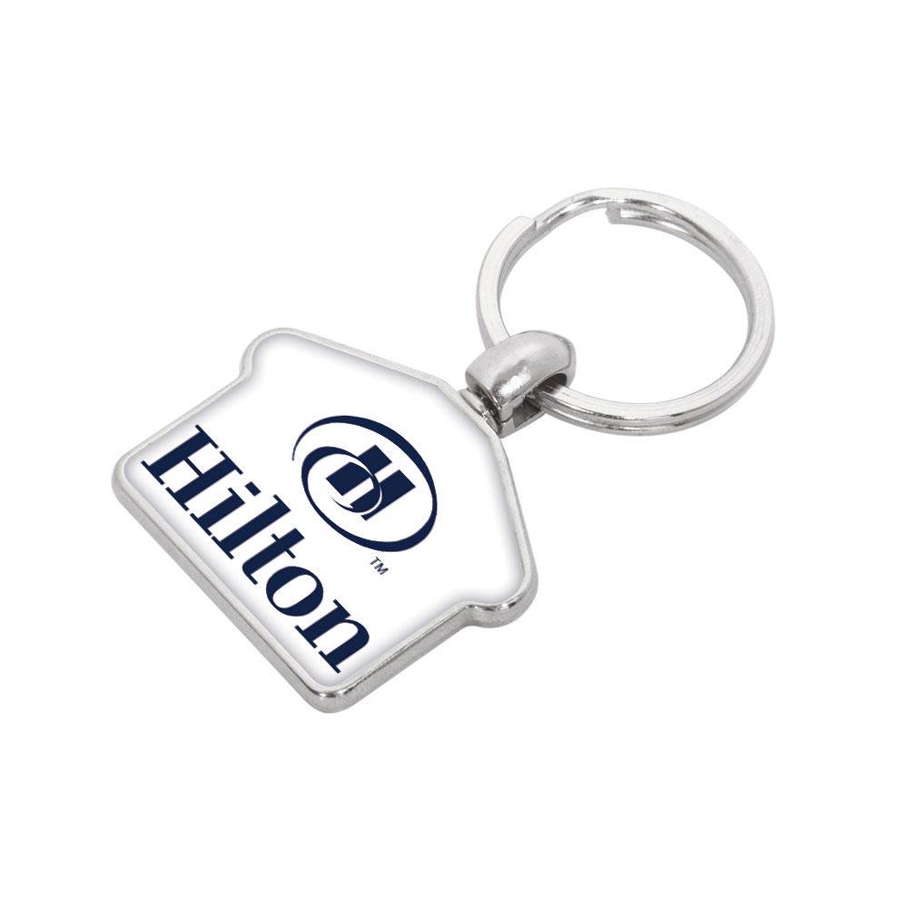 7150 N Metal Keychain