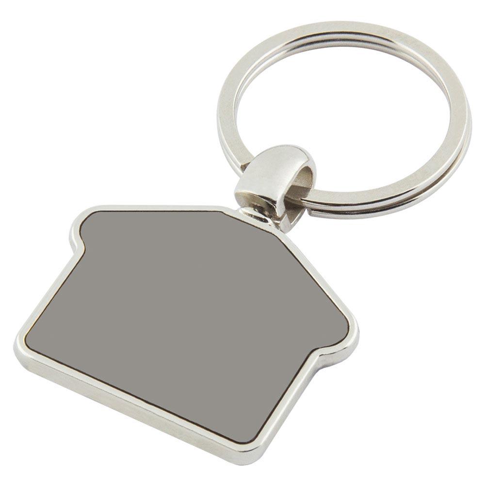 7150-M Metal Etiketli Anahtarlık