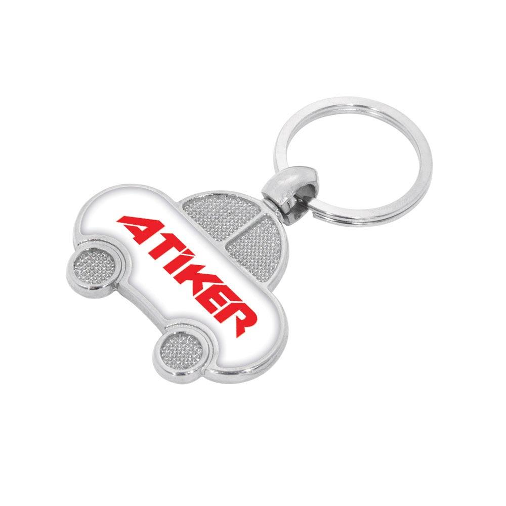 7160-N Araba Metal Anahtarlık