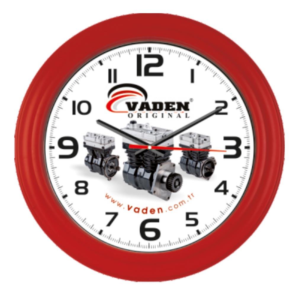 901 - K Wall Clock