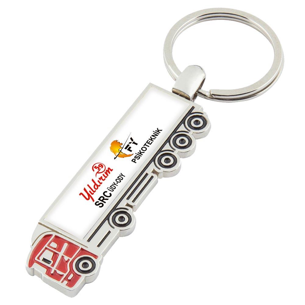 9011 Truck Keychain