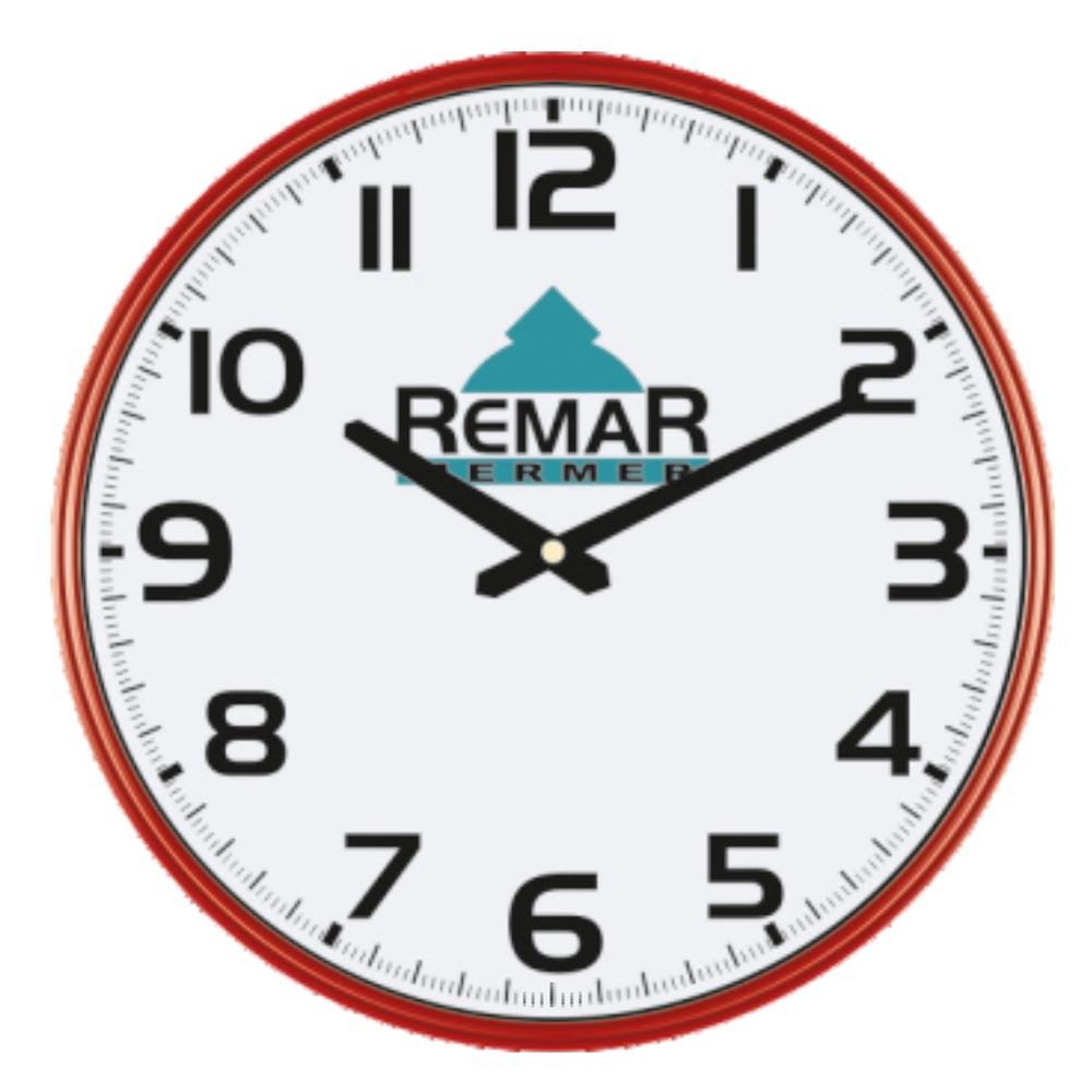 902 - K Wall Clock