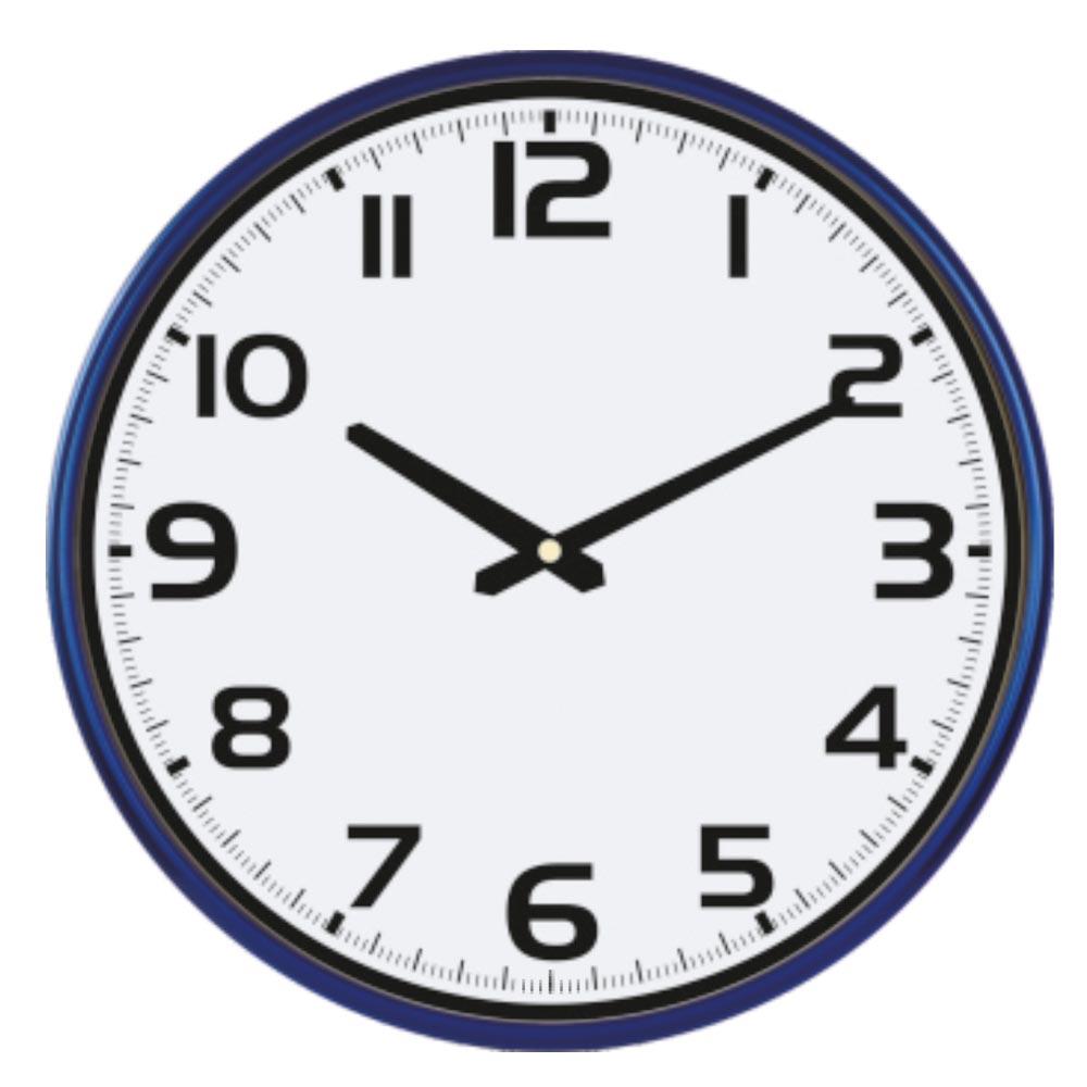 902 - L Wall Clock