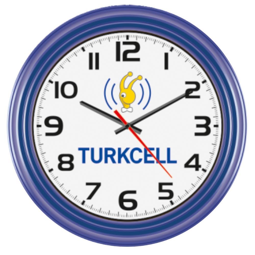 903 - L Wall Clock