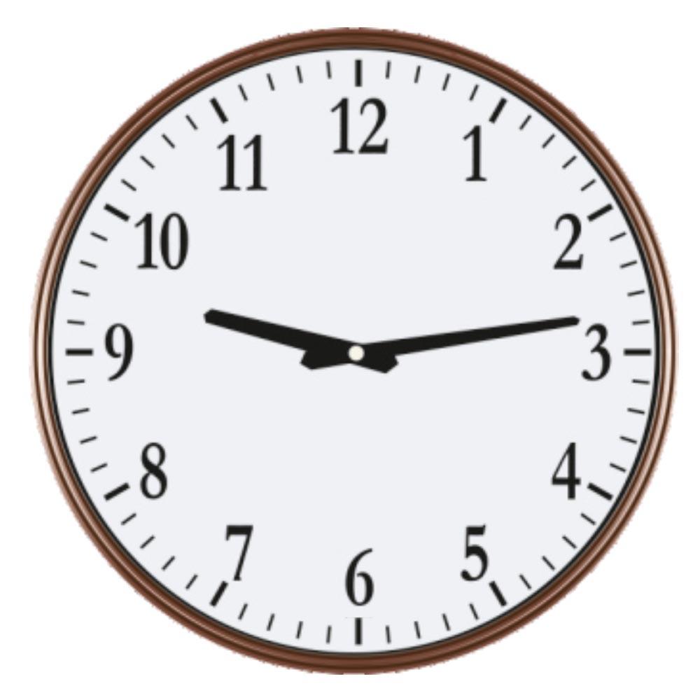 905 - A Wall Clock