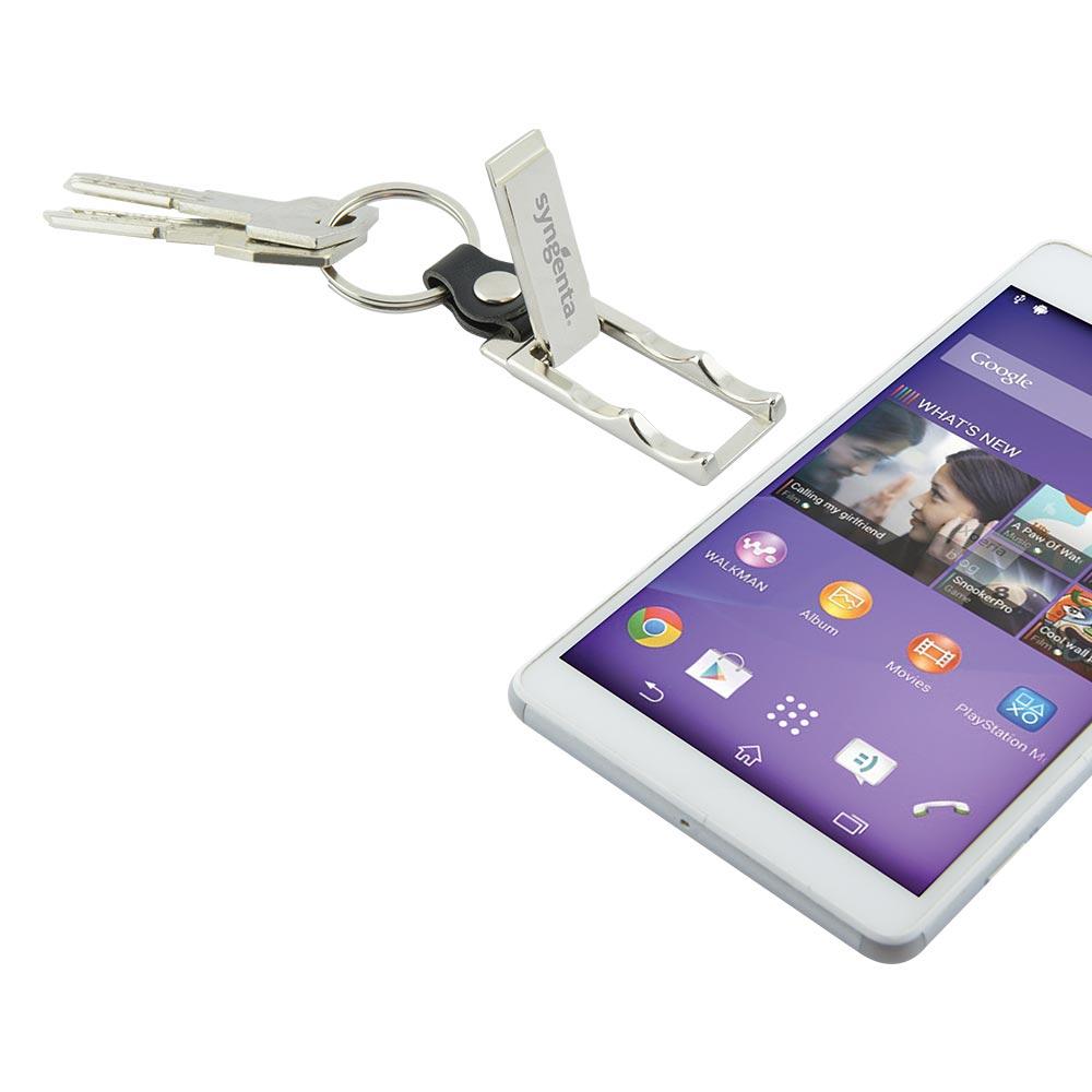 9050 Phone Holder Keychain