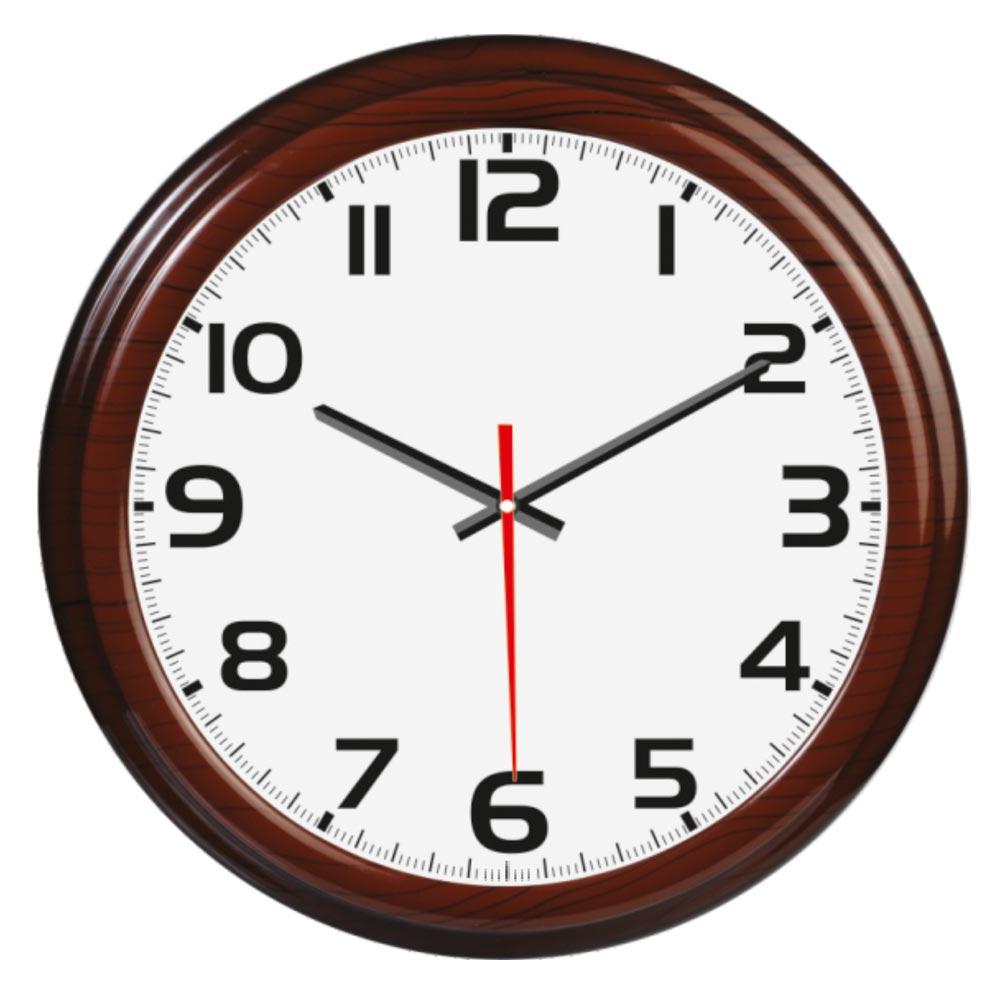908 Wall Clock