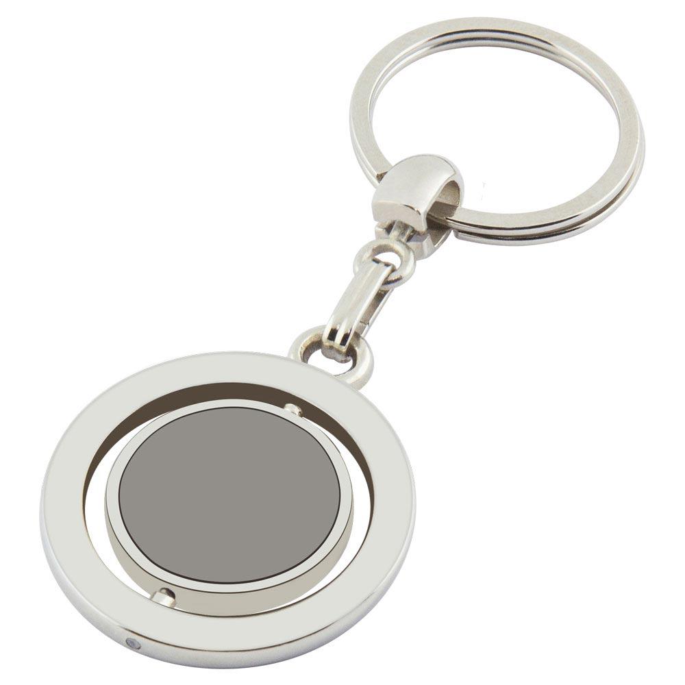 DNR-100 Metal Keychain
