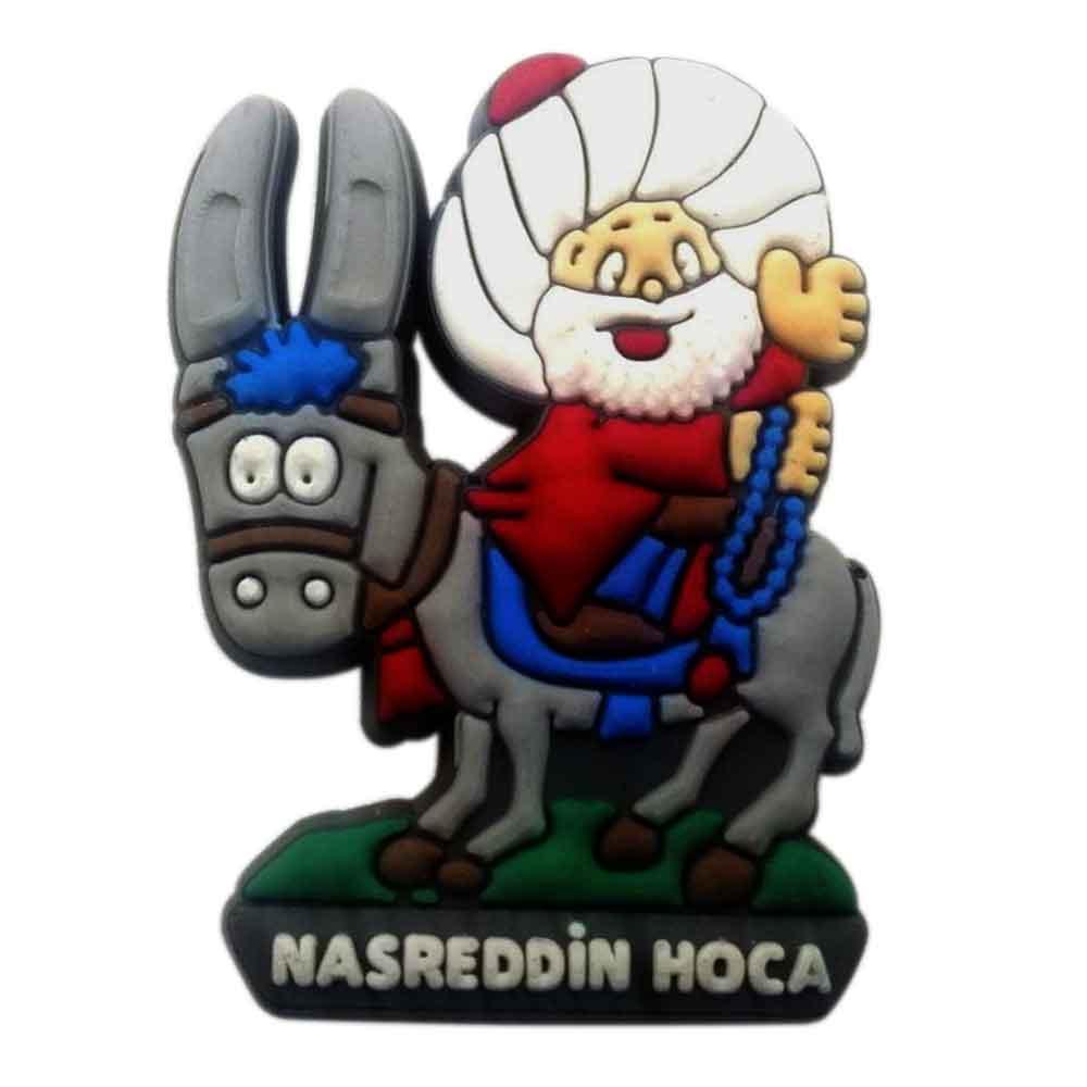 HPM42-08 Nasreddin Hoca Magnet