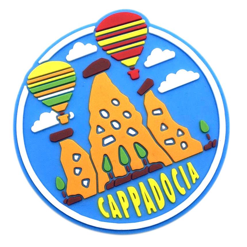HPM50-04 Cappadocia Balon Magnet