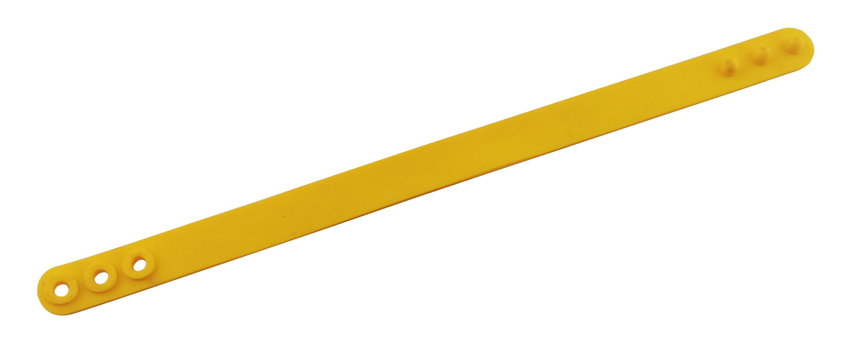 PB-01 SR PVC WRISTBAND