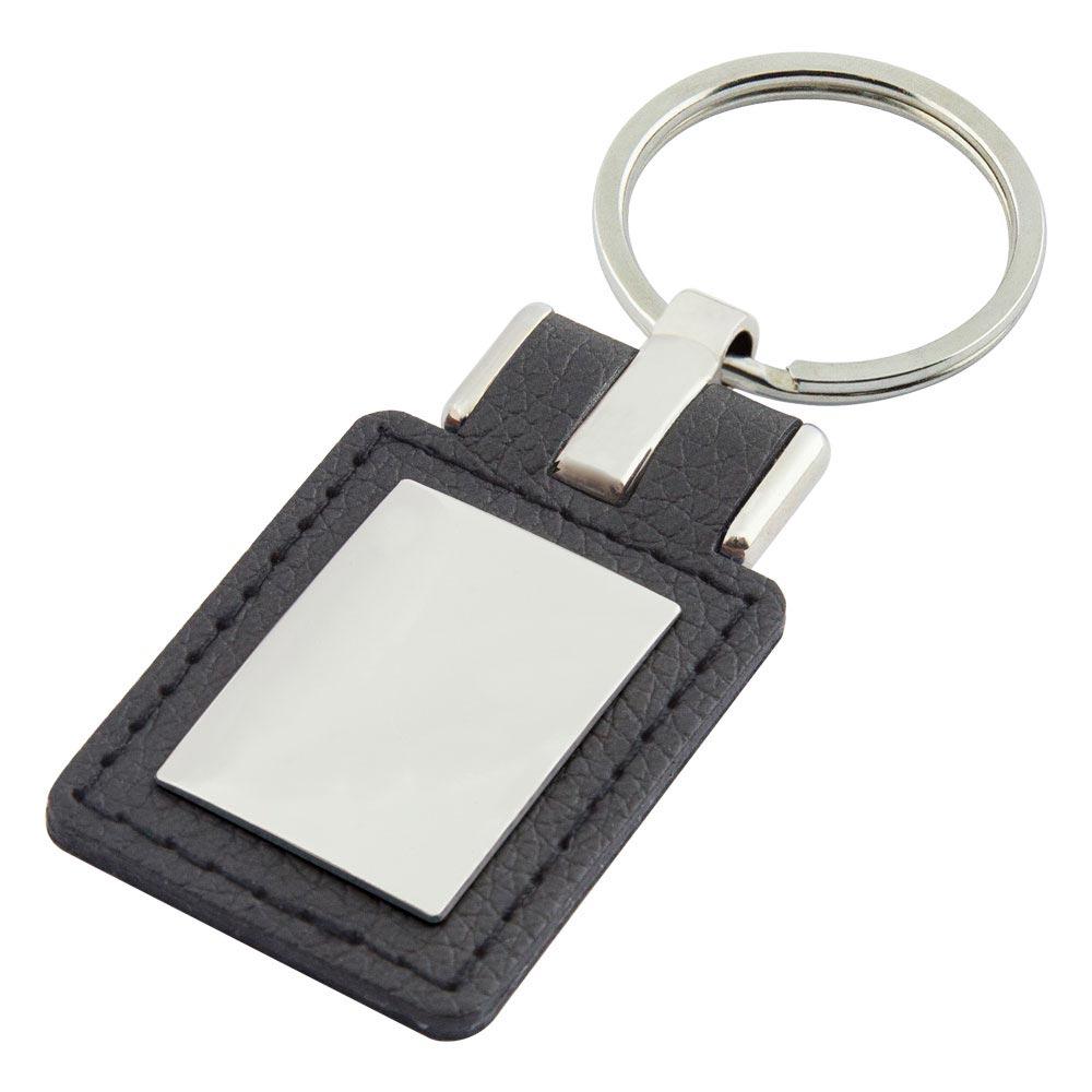 TD-04-MS Leather Keychain